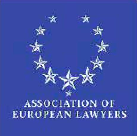 Association of European Lawyers Logo